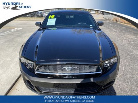 Pre-Owned 2014 Ford Mustang V6 RWD 2dr Car