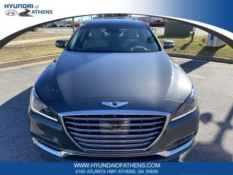 Pre-Owned 2018 Genesis G80 3.8 RWD 4dr Car